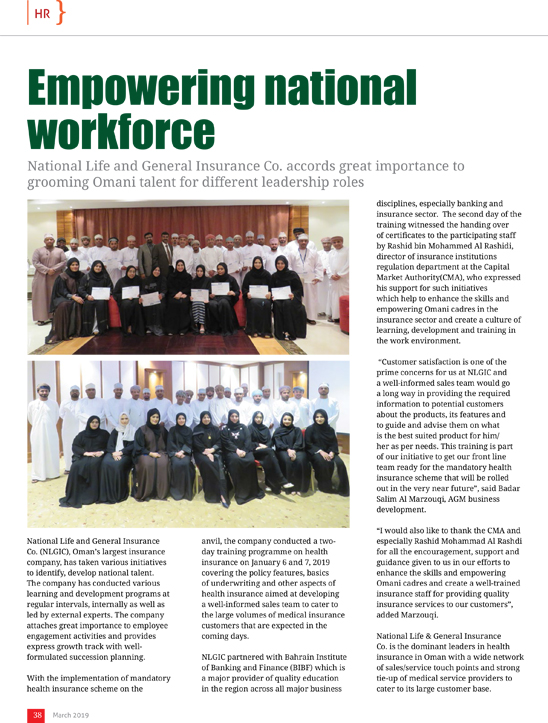 Empowering National Workforce-Article in OER March 2019 2