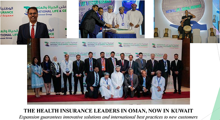 The Health Insurance Leaders In Oman, Now In Kuwait. 14 March 2018 1